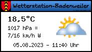 Wetterstation-Badenweiler